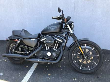 2016 Harley-Davidson Sportster Iron 883 for Sale  - 16HDIRON883-585  - Triumph of Westchester
