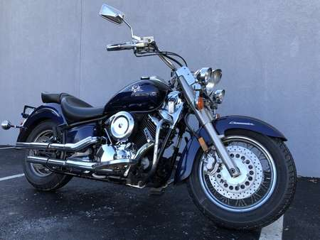 2001 Yamaha V Star 1100 Classic for Sale  - 01YAMXVS1100-407  - Triumph of Westchester