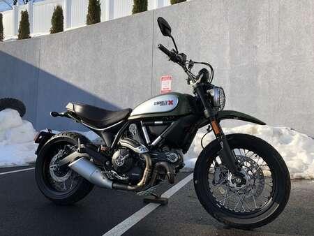 2016 Ducati Scrambler Urban Enduro for Sale  - 16DUCSCRAMBLER-607  - Triumph of Westchester