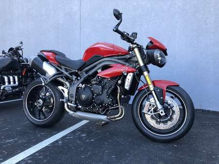 2017 Triumph Speed Triple S for Sale  - 17SPEED3SBLACK  - Triumph of Westchester
