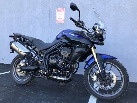 2013 Triumph Tiger 800 ABS for Sale  - 13TRITIGER800-730  - Triumph of Westchester