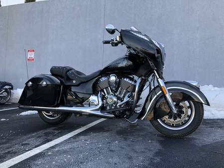 2017 Indian Chieftain Classic for Sale  - 17INDCHFTN-957  - Triumph of Westchester
