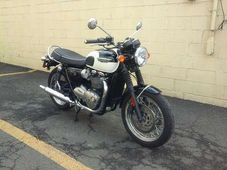 2016 Triumph Bonneville T120  for Sale  - 16TRI/T120-362  - Triumph of Westchester