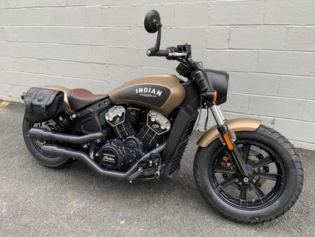 2019 Indian Scout BOBBER ICON ABS for Sale  - 19BOBBERICON-323  - Triumph of Westchester