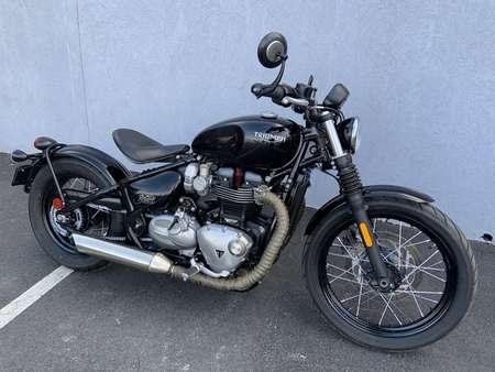 2017 Triumph Bonneville Bobber  for Sale  - 17BOBBER-464  - Triumph of Westchester