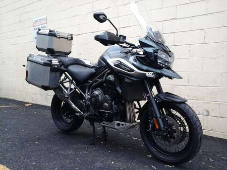 2018 Triumph Tiger Explorer XCA for Sale  - 18TRI-TIG12XCA-312  - Triumph of Westchester
