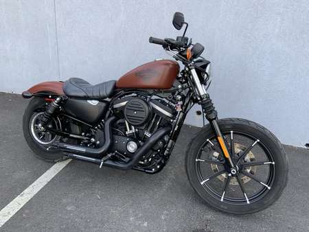 2017 Harley-Davidson Sportster IRON 883 for Sale  - 17IRON883-851  - Triumph of Westchester