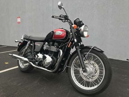 2016 Triumph Bonneville T100  for Sale  - 16BONT100-730104  - Triumph of Westchester