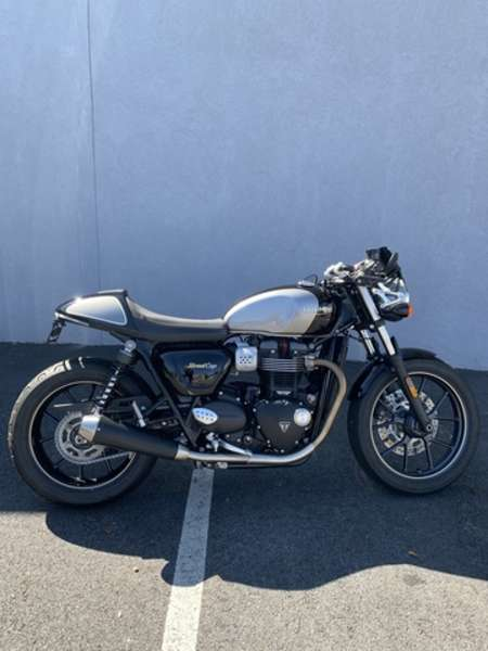 2017 Triumph Street Cup  for Sale  - 17StreetCup-223  - Triumph of Westchester