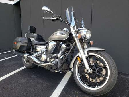 2009 Yamaha V Star XVS950 TOURER for Sale  - 09YAMXVS950A-305  - Triumph of Westchester