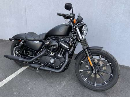 2019 Harley-Davidson Sportster XL883N IRON 883 for Sale  - 19IRON883-435  - Triumph of Westchester