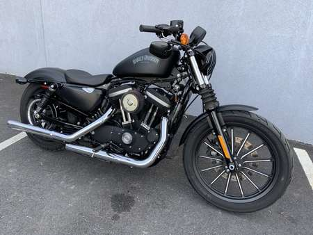 2014 Harley-Davidson Sportster XL883N IRON for Sale  - 14IRON883-799  - Triumph of Westchester