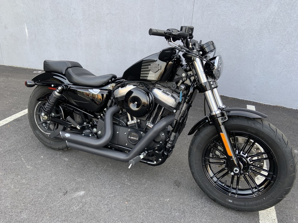 2017 Harley-Davidson Sportster XL1200X FORTY-EIGHT  - 17XL1200X-606  - Triumph of Westchester