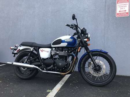 2015 Triumph Bonneville T214 for Sale  - 15TRIBONNEVILLE214-536  - Triumph of Westchester
