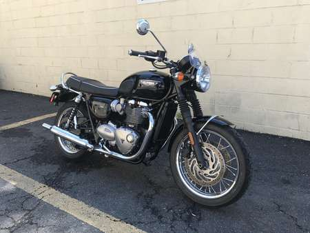 2017 Triumph Bonneville T120  for Sale  - 17TRI/BONT120-212  - Triumph of Westchester
