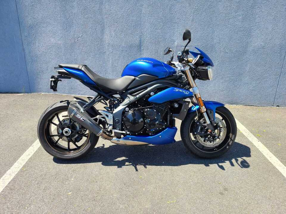 2014 Triumph Speed Triple ABS  - 14Speed3-321  - Indian Motorcycle