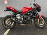2012 Triumph Street Triple R  - Indian Motorcycle