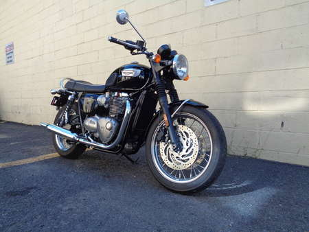 2017 Triumph Bonneville T120 for Sale  - 17TRI/BONT120-861  - Triumph of Westchester