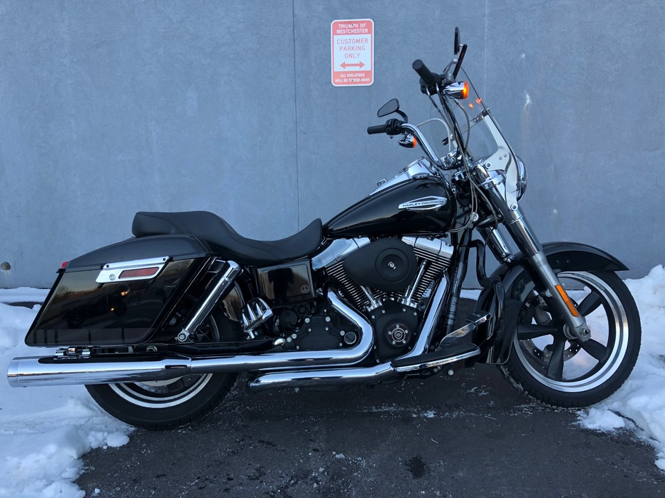 2012 Harley-Davidson Dyna  - Triumph of Westchester