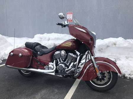 2014 Indian Chieftain  for Sale  - 14INDCHFTN-884  - Triumph of Westchester