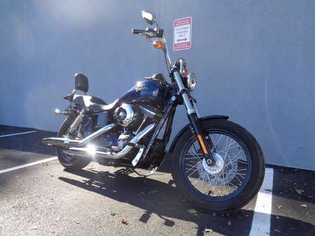 2013 Harley-Davidson Street Bob  for Sale  - 13HD/FXDB-143  - Triumph of Westchester