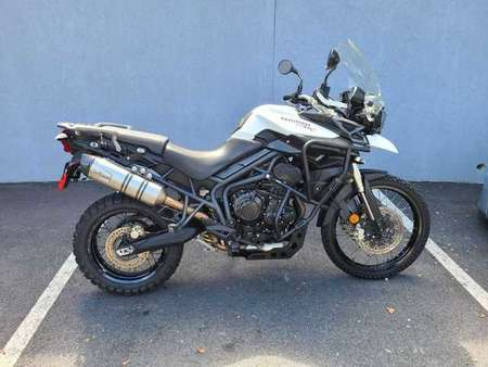2012 Triumph Tiger 800XC  for Sale  - 12TIGERXC-562  - Triumph of Westchester