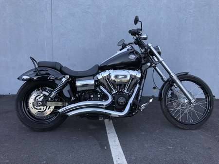 2012 Harley-Davidson Dyna Wideglide FXDWG-103 for Sale  - 12FXDWG103-924  - Indian Motorcycle