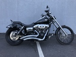 2012 Harley-Davidson Dyna Wideglide  - Indian Motorcycle