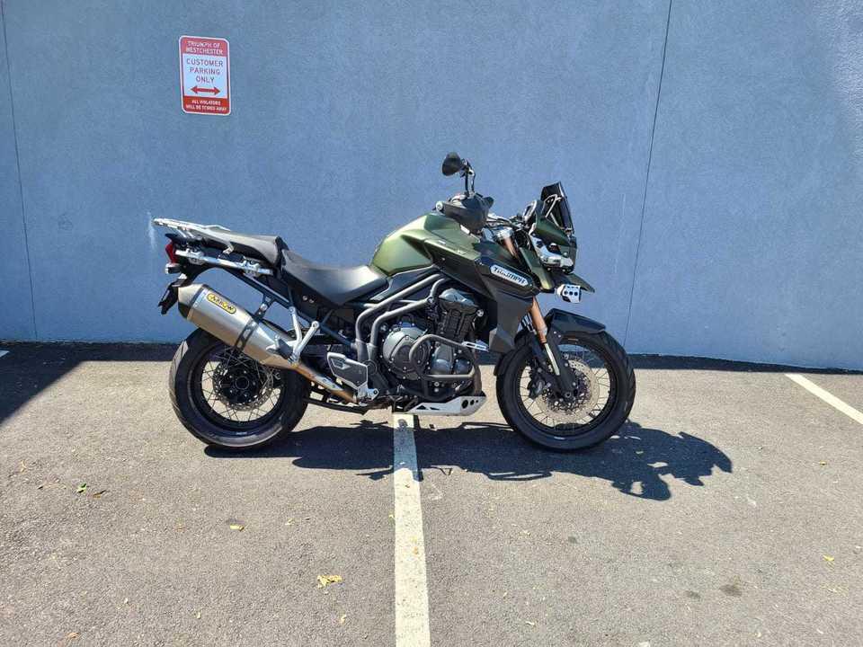 2014 Triumph Tiger Explorer XC  - Indian Motorcycle