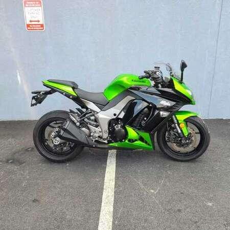 2012 Kawasaki Ninja 1000 for Sale  - 12Z1000-926  - Triumph of Westchester