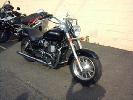 2013 Triumph America  for Sale  - 13AMERICA-927  - Triumph of Westchester