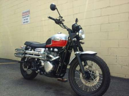 2014 Triumph Scrambler  for Sale  - 14SCRAM-281  - Triumph of Westchester