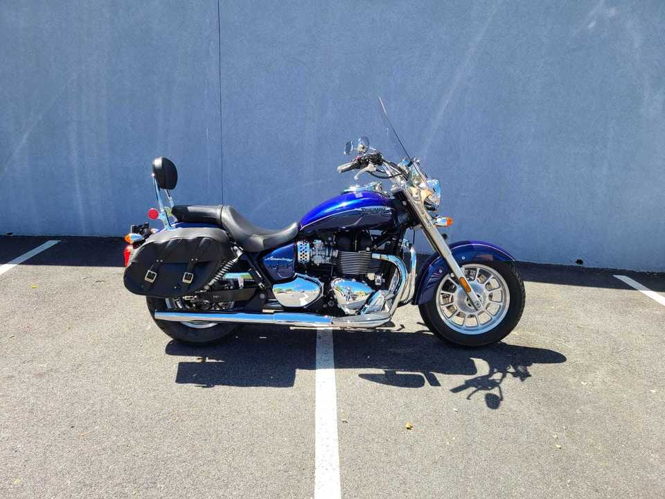 2014 Triumph America LT  - 14AMERICALT-075  - Indian Motorcycle