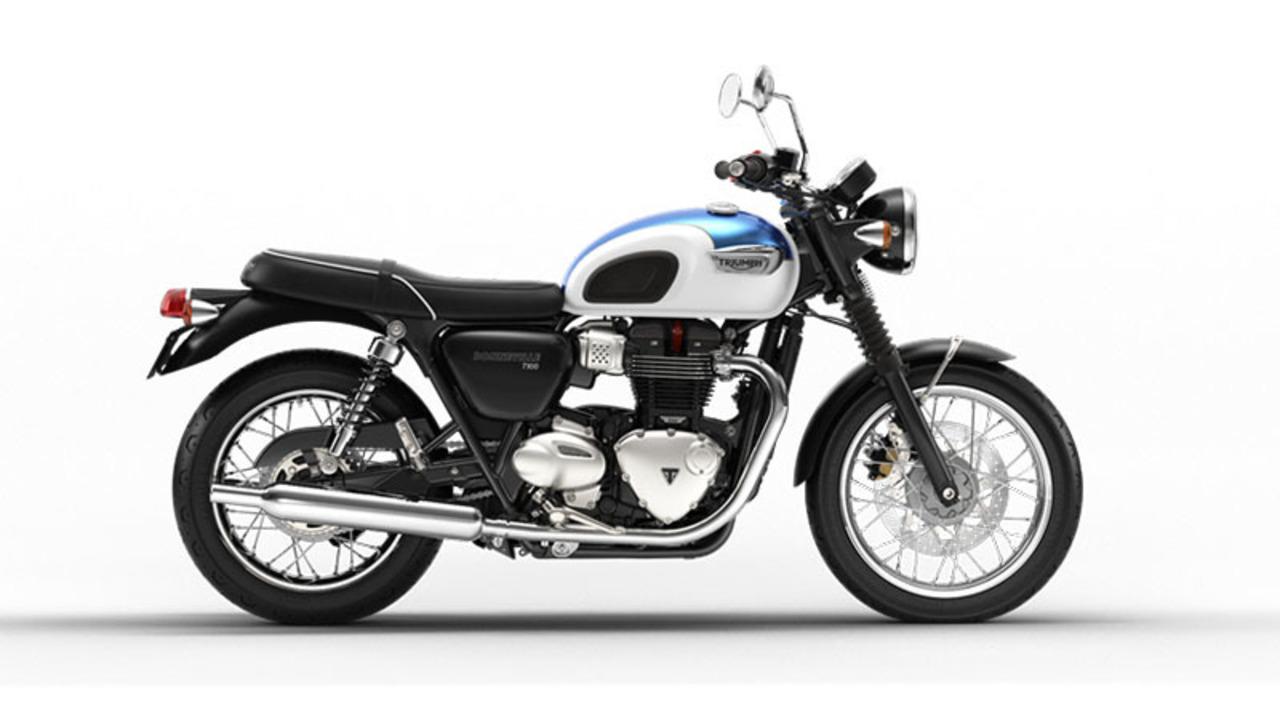 2018 Triumph Bonneville T100  - Indian Motorcycle