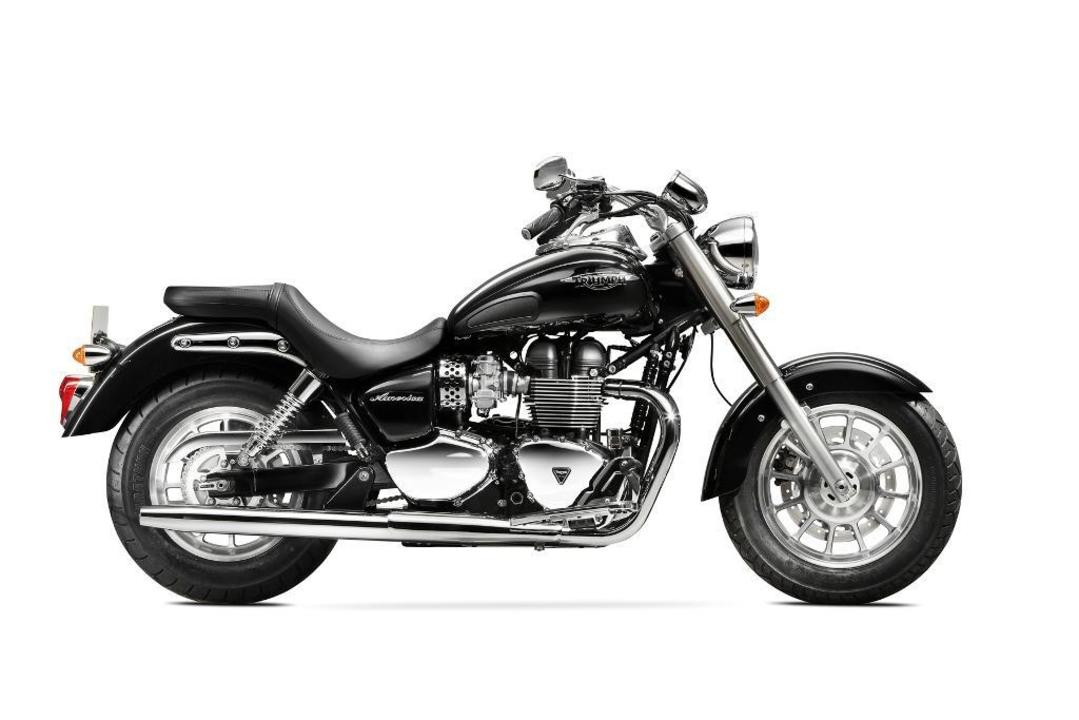 2014 Triumph America  - 14AMERICA-502  - Indian Motorcycle