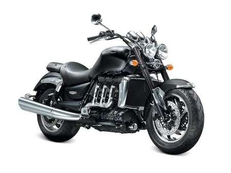2011 Triumph Rocket III Roadster  for Sale  - 11ROCKET3-320  - Indian Motorcycle