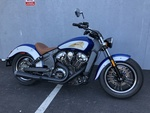 2017 Indian Scout  - Triumph of Westchester