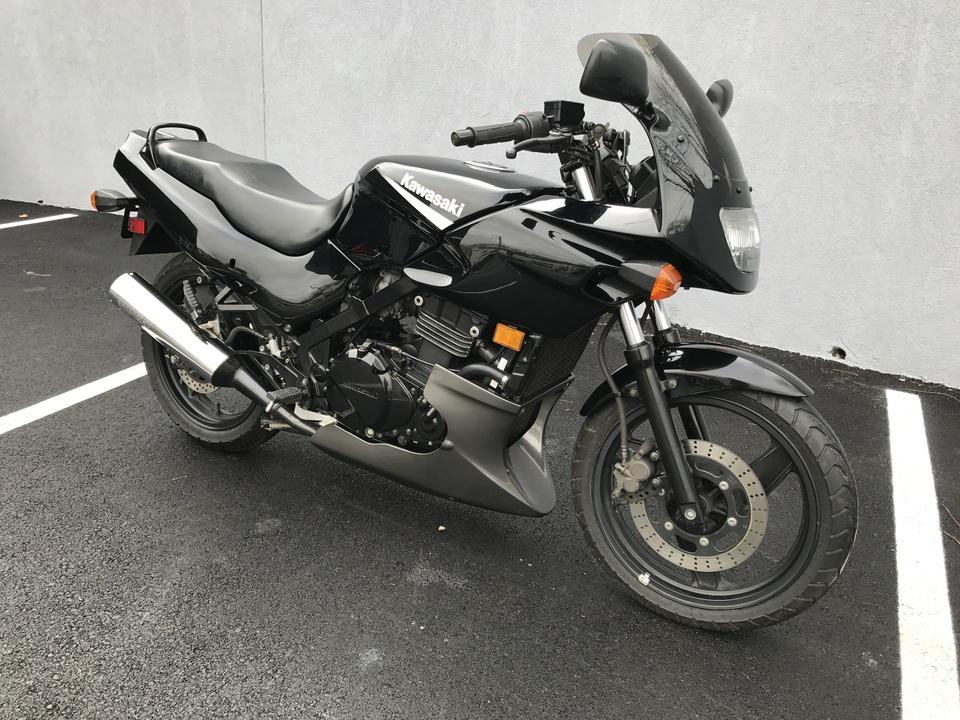 2005 Kawasaki Ninja   - Triumph of Westchester