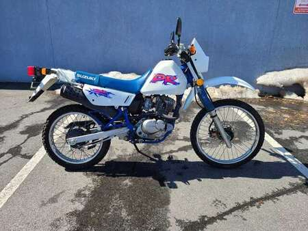 1994 Suzuki DR 125 for Sale  - 94DR125-820  - Indian Motorcycle