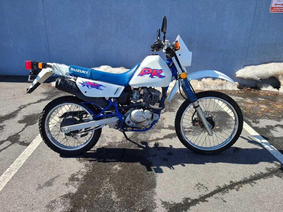 1994 Suzuki DR  - Indian Motorcycle