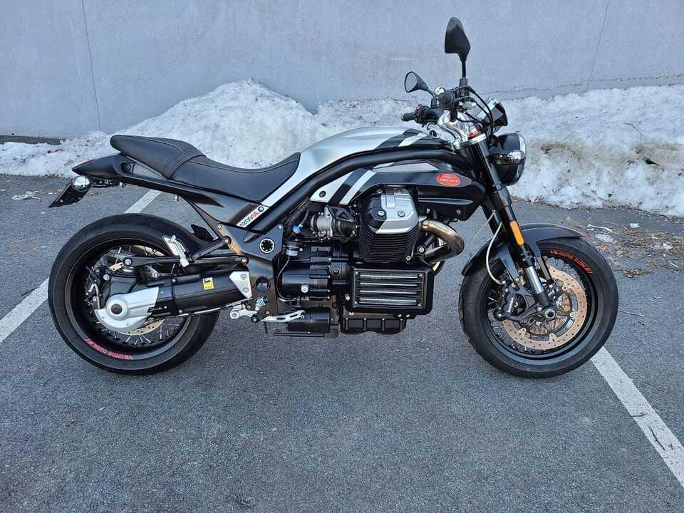 2013 Moto Guzzi Griso 8V SE  - 13Griso-861  - Triumph of Westchester
