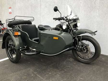 2013 Ural Gearup  for Sale  - 13URAL-677  - Triumph of Westchester