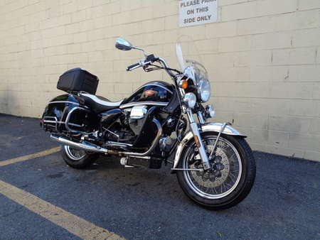 2009 Moto Guzzi California VINTAGE for Sale  - 09MOTO/CALIVNTG-421  - Triumph of Westchester