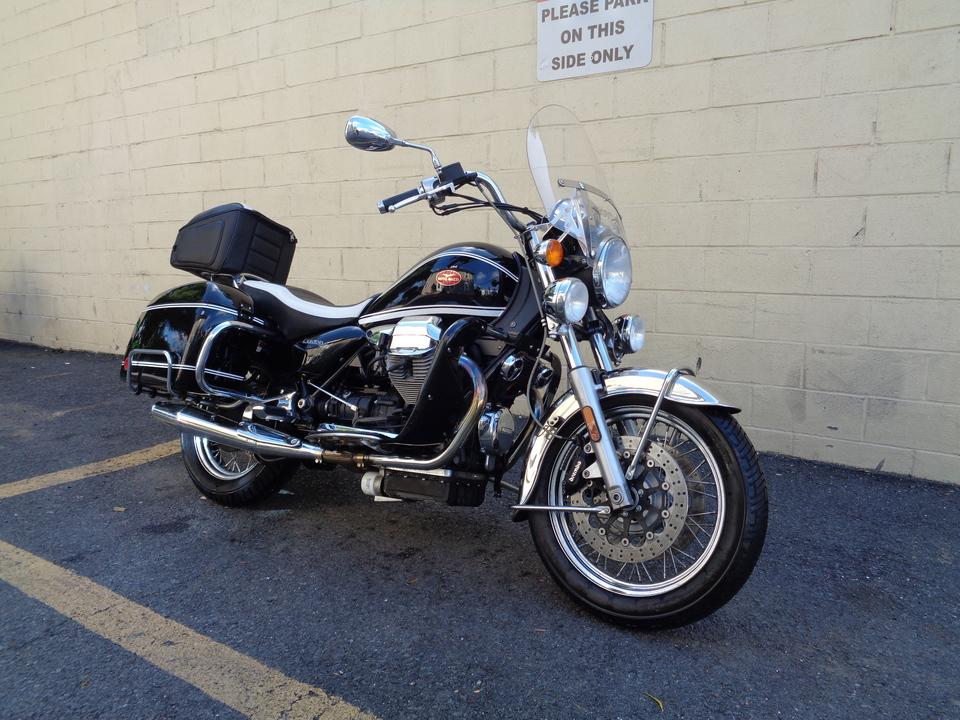 2009 Moto Guzzi California  - Triumph of Westchester