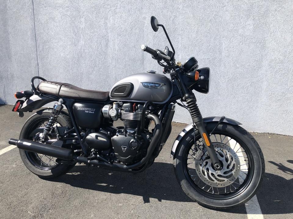 2017 Triumph Bonneville T120  - Indian Motorcycle