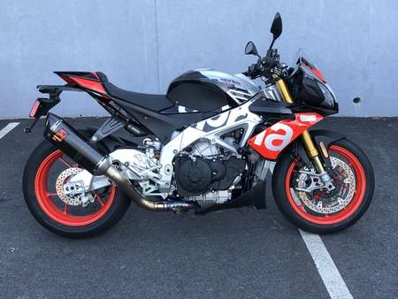 2018 Aprilia Tuono V4 1100 Factory ABS for Sale  - 18TUONO-726  - Indian Motorcycle