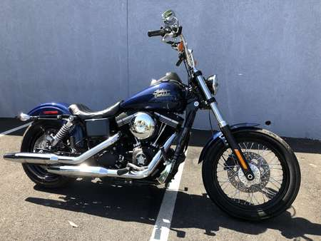 2013 Harley-Davidson Dyna Street Bob for Sale  - 13HDSTREETBOB-143  - Indian Motorcycle