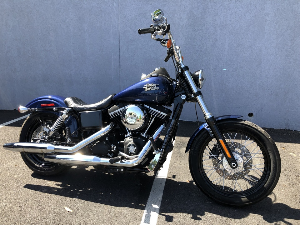 2013 Harley-Davidson Dyna  - Indian Motorcycle