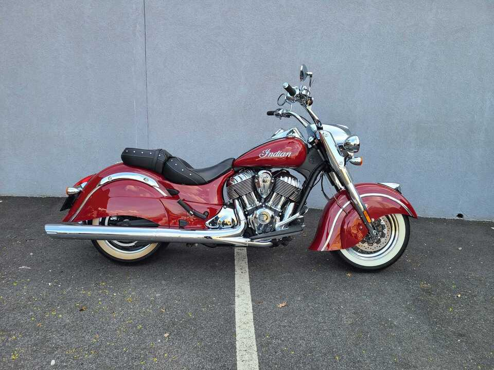 2014 Indian Chief  - Indian Motorcycle