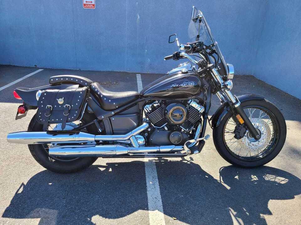 2010 Yamaha XVS650  - Triumph of Westchester